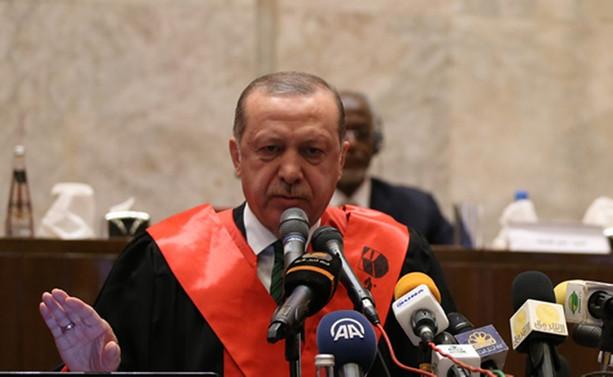 Erdoğan: Kudüs hepimizin ortak zaferidir