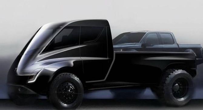 Tesla elektrikli kamyonet üretimine 2019'da başlayacak