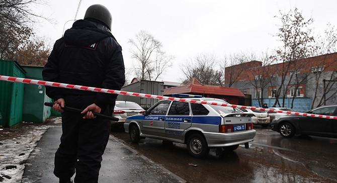 Moskova'da fabrikada silahlı saldırı: 1 ölü