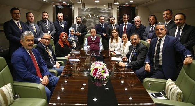 Erdoğan'dan KHK eleştirilerine yanıt