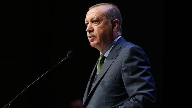Erdoğan: Petrol işi halletmiyor