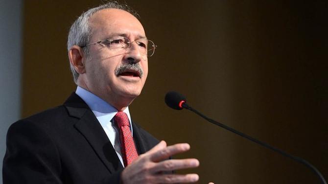 Kılıçdaroğlu'dan Cumhurbaşkanlığına adaylık açıklaması