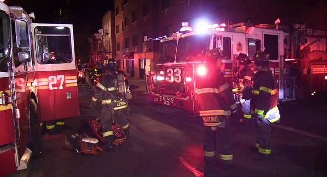 New York'ta yangın: 6 ölü, 15 yaralı