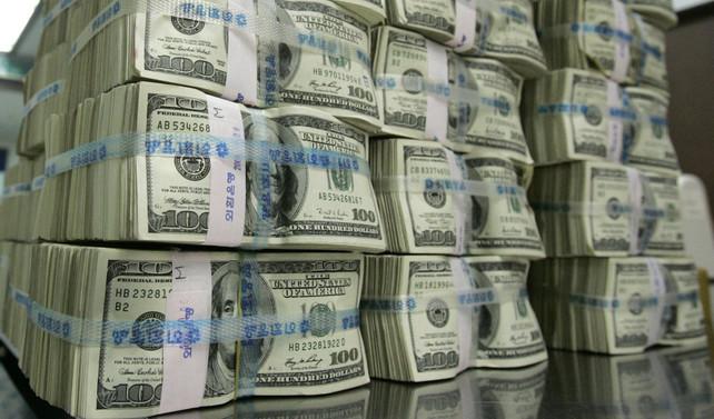 Türkiye'nin brüt dış borç stoku 438 milyar dolar oldu
