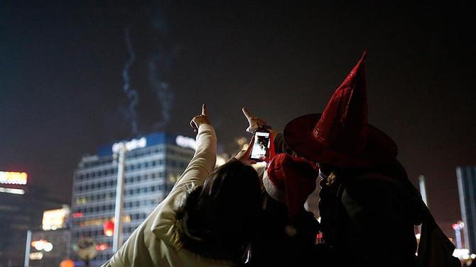 Ankara'da yılbaşı için sıkı güvenlik tedbirleri