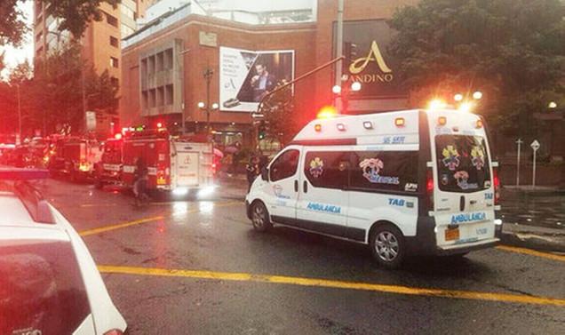 Kolombiya'da gece kulübüne bombalı saldırı