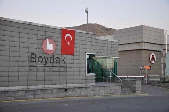 Boydak Holding'de yeni başkan ve CEO belli oldu