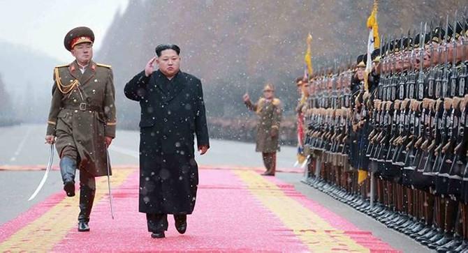 Kuzey Kore: Trump nükleer savaş için yalvarıyor