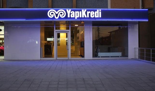 Yapı Kredi̇ iki kategoride Türkiye'nin en iyi bankası seçildi