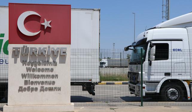 Kapıkule'de günlük TIR geçişlerinde rekor kırıldı