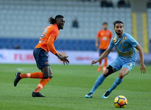 Süper Lig'in yeni lideri Medipol Başakşehir