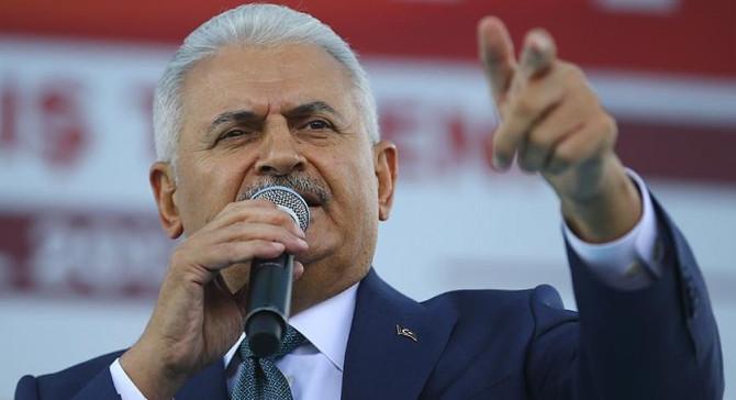 Başbakan'dan Edirne'ye hızlı tren müjdesi