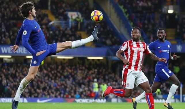 Chelsea 5 farkla kazandı