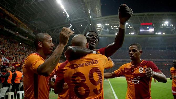 Avrupa'daki en başarılı Türk takımı Galatasaray