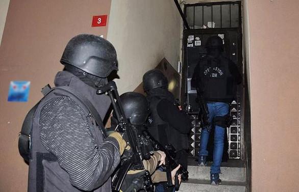 İstanbul'da DEAŞ operasyonu: 20 gözaltı