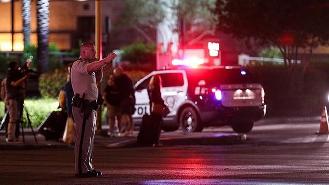 ABD'de polise silahlı saldırı: 1 ölü