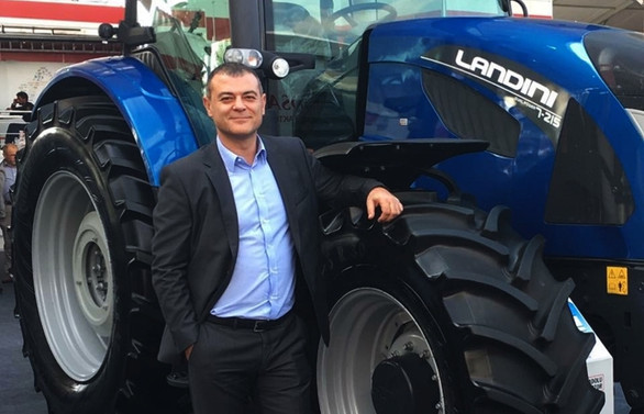 Anadolu Motor, İtalyan devi ile yerli traktör üretecek