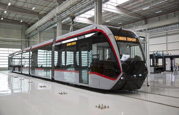 Türk şirket Bangkok'a metro satacak