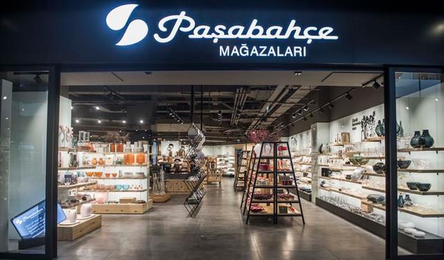 Paşabahçe'nin en yeni mağazası Marmara Forum'da açıldı