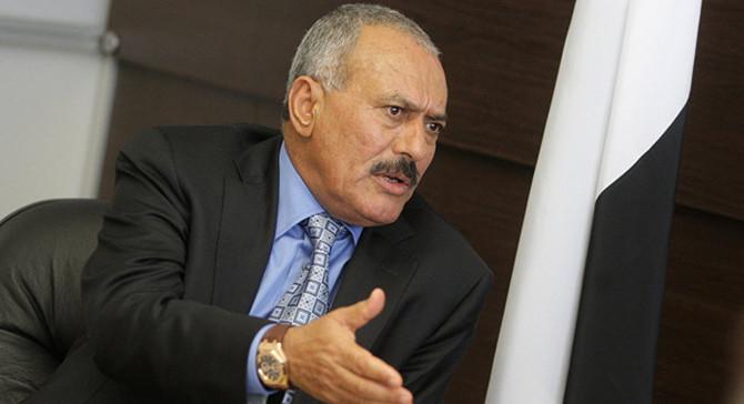 Yemen'in eski cumhurbaşkanı öldürüldü
