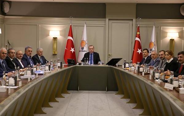 AK Parti'den CHP açıklaması