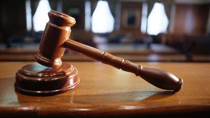 Eski yüksek yargı üyesine tahliye