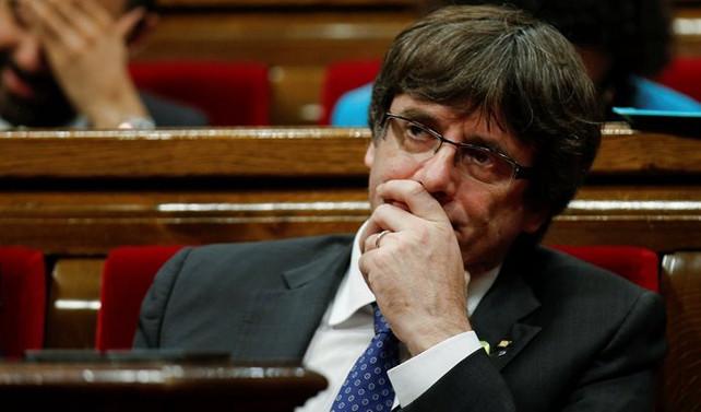 İspanya, eski Katalan liderle ilgili tutuklama talebini geri çekti