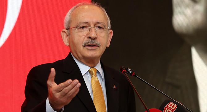 Kılıçdaroğlu'ndan hükümete 'Sarraf' çağrısı