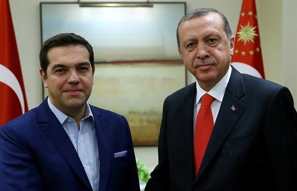 Yunanistan, Erdoğan'ın ziyaretinden umutlu