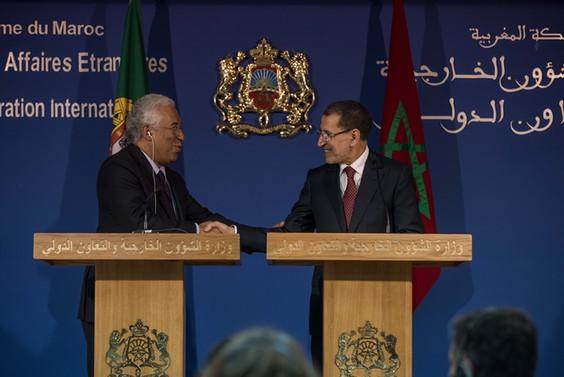 Fas ile Portekiz arasında iş birliği anlaşmaları imzalandı