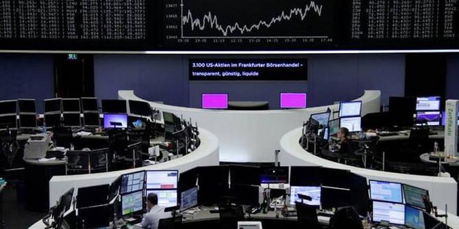 Avrupa'da İspanya ve İtalya borsaları günü yükselişle kapattı