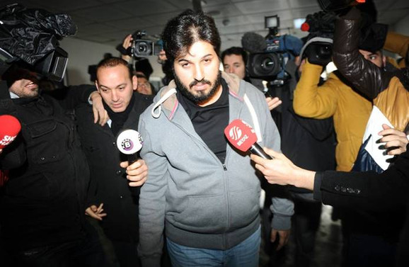 Reza Zarrab çapraz sorguda