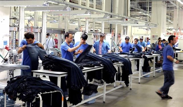 Saatlik işgücü maliyeti arttı