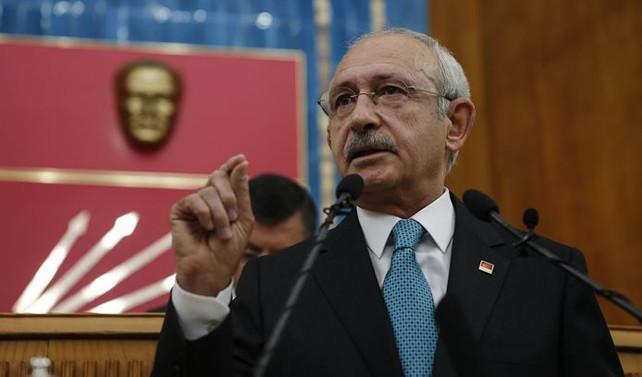 Başsavcılıktan Kılıçdaroğlu'na soruşturma