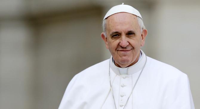Papa: Kudüs'ün şimdiki statüsüne saygı gösterin