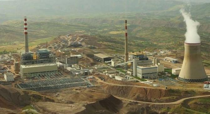 Termik santralde patlama: 3 yaralı