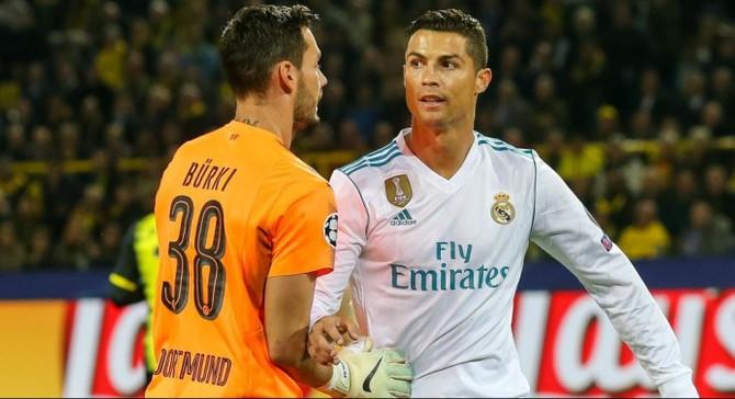 Real Madrid Borussia Dortmund'u konuk ediyor