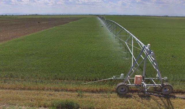 Tarımsal sulamada 500 bin liraya kadar hibe