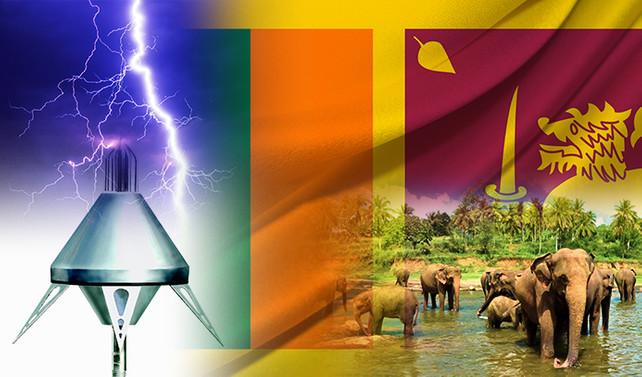 Sri Lankalı firma paratoner ithal edecek