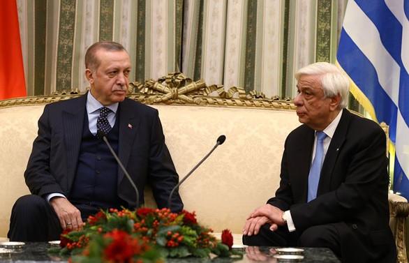 Erdoğan'dan Atina'da Lozan mesajı: Anlaşılamayan incelikler var