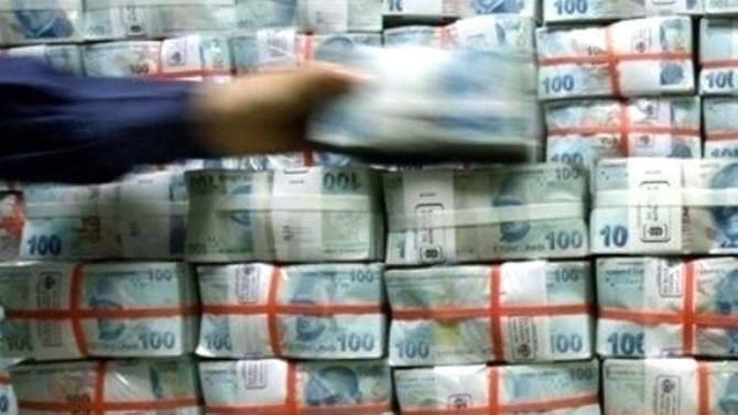 TCMB rezervleri 6.5 milyar dolar azaldı