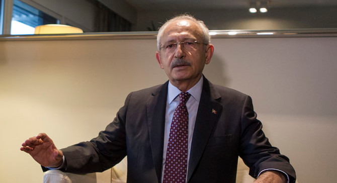 Kılıçdaroğlu: Trump'ın açıklaması, Ortadoğu'ya atılan bombadır