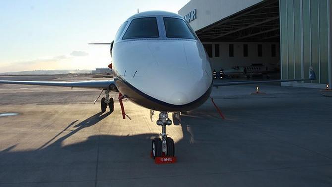 Zarrab'ın ARE Havacılık şirketine ait iş jetine el konuldu