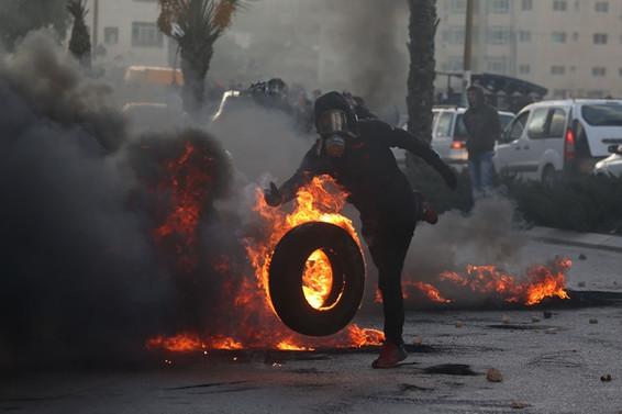 Filistin'den İsrail'e 2 roket atıldı