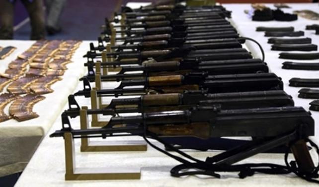 El konulan silahlar TSK'ya devredilecek