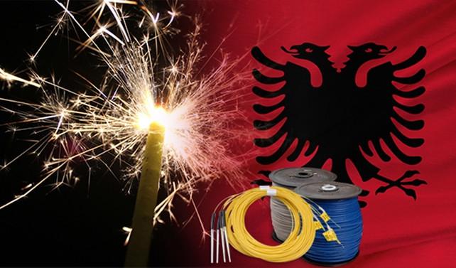 Arnavutluk firması patlayıcı ürün bayiliği istiyor