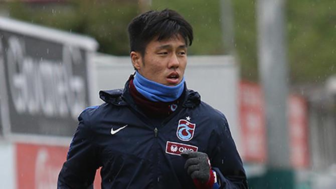 Trabzonspor'da Suk'un sözleşmesi feshedildi