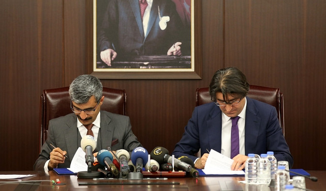Emeklilere banka promosyonu için protokol imzalandı