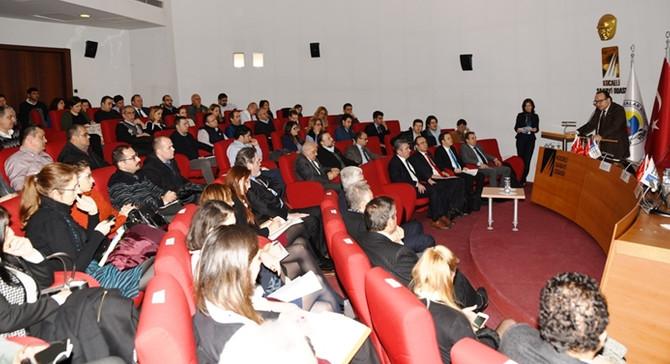 SEVESO Direktifi Bilgilendirme toplantısına büyük ilgi