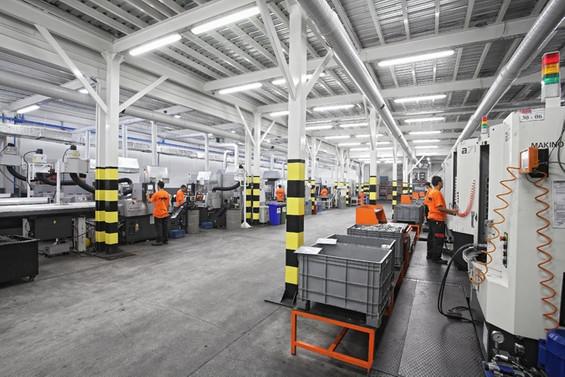 'Platform yapıları' geleneksel 'üretim-hattı yapılarını' zorluyor
